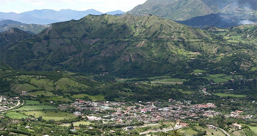 Image result for 厄瓜多尔的比尔卡班巴