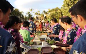 夏威夷娱乐-夏威夷皇家烤乳猪大餐