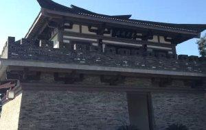 【龙门古镇图片】富阳二日自驾游,龙门山杏梅尖登顶