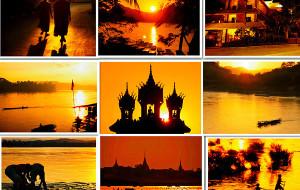 【老挝图片】恋恋湄公河(万元大洋穿越中、老、泰、柬、越五国)