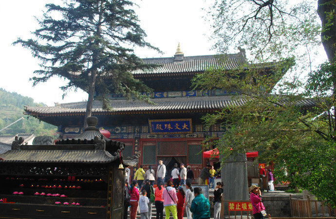 殊像寺(图2)