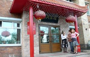 【海参崴图片】行走俄罗斯——东方茶楼