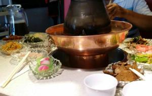 呼伦贝尔美食-巴尔虎羔肉火锅