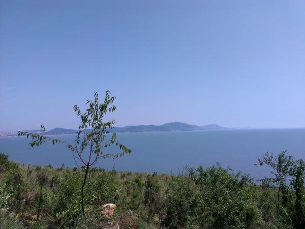 葫芦岛 游记  1,8月2日龙回头:这里是葫芦岛著名的景点,地方不大,但很