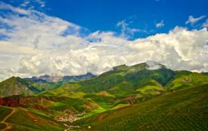 【祁连山图片】八月,奔向西北,饮尽那份苍凉
