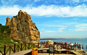 【遵化图片】从辽宁到河北,穿越阳光海岸线,我的1486.1公里!