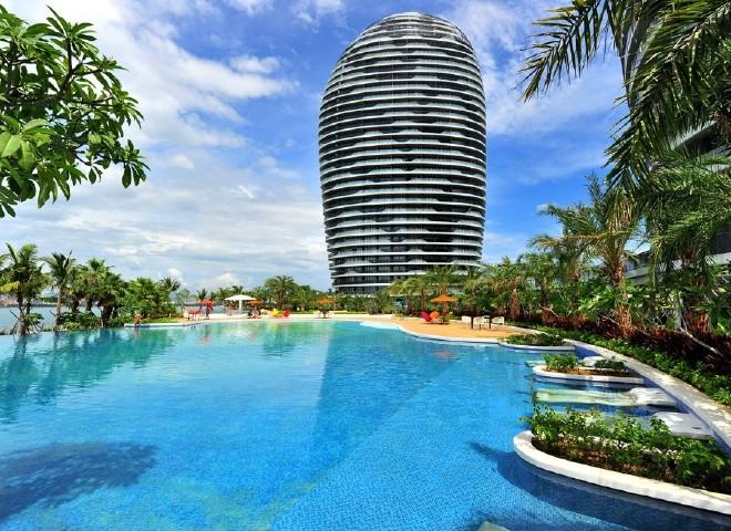 三亚凤凰岛度假酒店预订