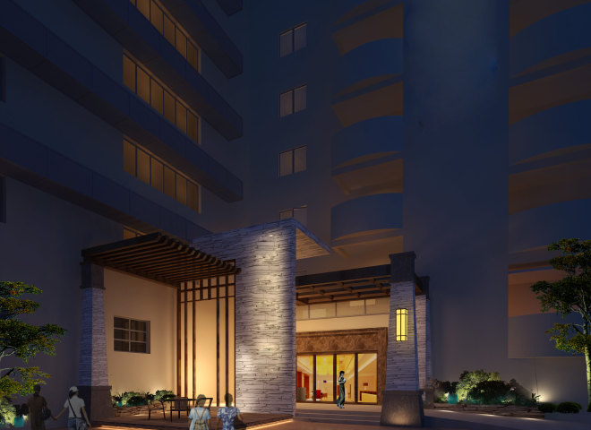 格林联盟酒店(深圳福田梅林店)预订图片