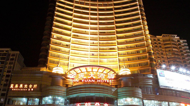 海安土豪金金砖大酒店