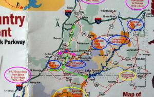 【犹他州图片】2014年05月30日,美国犹他州南部的旅游小镇Panguitch(2014-08-17上传)
