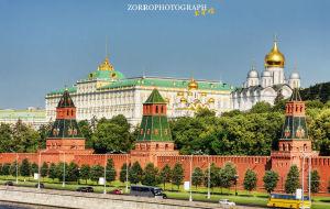 【莫斯科图片】从莫斯科公国到沙皇俄国,盛夏的罗斯是最美(带着老妈去环球系列3)