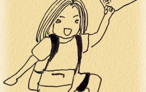 【陵水图片】海南南湾猴岛2  手绘版啦