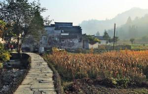 【黟县图片】徽州秋色何须寻 西递过后又宏村