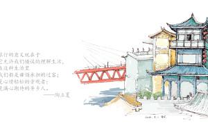 【重庆图片】我独自在江的这头眺望你——山,城,重庆