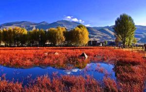 【尼汝图片】高海拔之旅 寻找最美秋天 | 徒步穿越秘境(尼汝—亚丁)