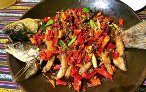 西藏美食-老鱼饭局