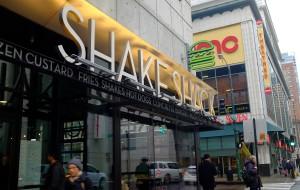 芝加哥美食-shake shack