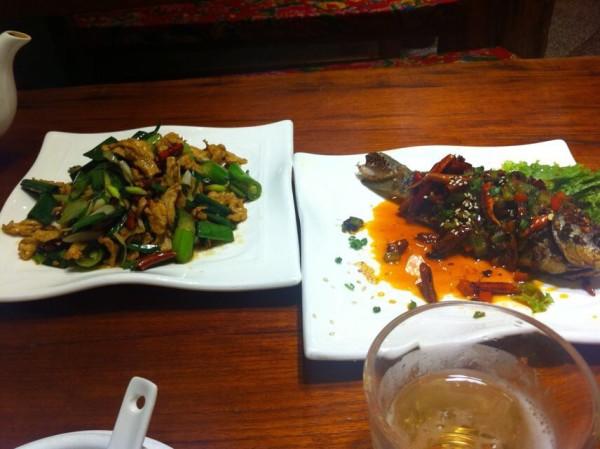 丽江的美食