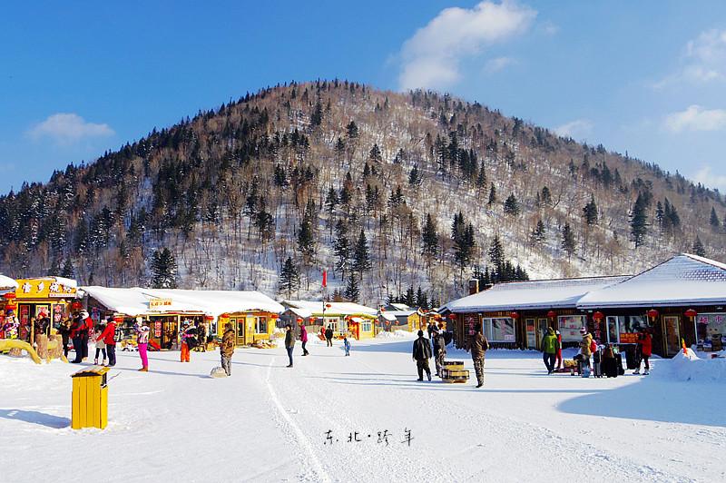雪乡国家森林公园
