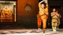 少林寺娱乐-少林功夫表演(Shaolin Kung Fu performance)