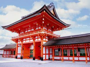 【日本景点图片】伏见稻荷大社