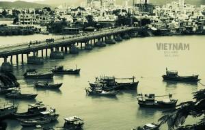 【岘港图片】#花样游记大赛#路过越南,爱上所有旧照片