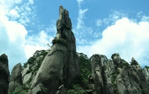 【三清山图片】西太平洋边缘最美的花岗石——三清山