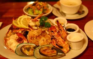 塞班岛美食-白鲸餐厅