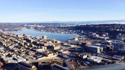 西雅图景点-太空针塔(Seattle Space Needle)