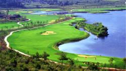 吴哥窟娱乐-暹粒湖度假村高尔夫俱乐部(Siem Reap Lake Resort Golf Club)