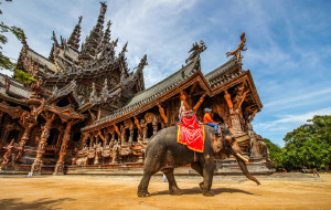【芭提雅图片】中秋节,浪在泰国~(曼谷、沙美、芭提雅)