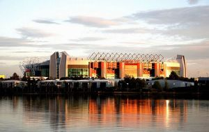 英国娱乐-老特拉福德体育场