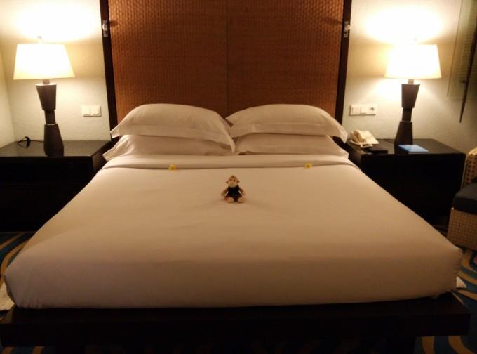 巴厘岛康拉德酒店