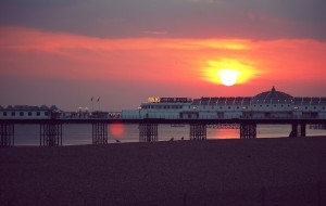 【布莱顿图片】夕阳无限好之布莱顿