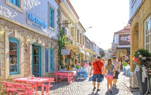 【安塔利亚图片】盛夏土耳其 美景之美 在其忧伤(伊斯坦布尔-卡帕-安塔利亚-阿拉恰特)