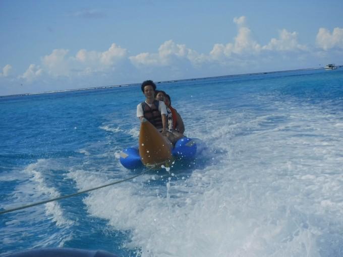 跳伞-沙堡秀 塞班岛卡诺亚度假酒店