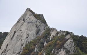 【丹东图片】攀登凤凰山,领略攀登的快乐过程