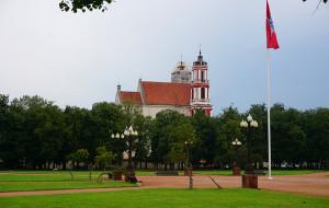 【立陶宛图片】立陶宛首都维尔纽斯Vinius印象