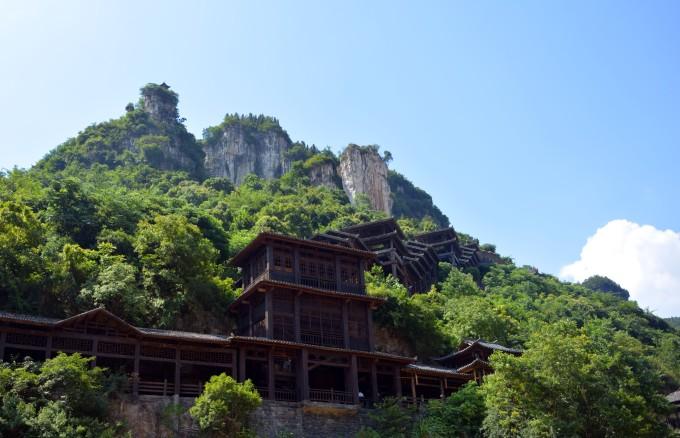 三峡人家一日游(宜昌旅游卡景点15)