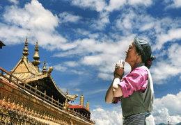 辞职去西藏