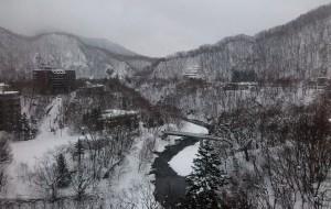 日本娱乐-定山溪温泉