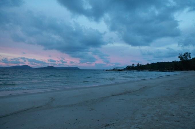 柬埔寨高龙岛