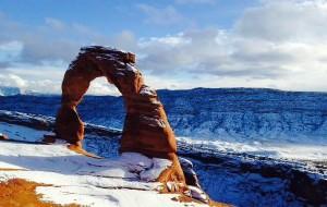 【锡安国家公园图片】美国峡谷之旅