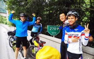 【天全图片】竹子骑川藏Day24(6月30日-雅安-新沟84km)