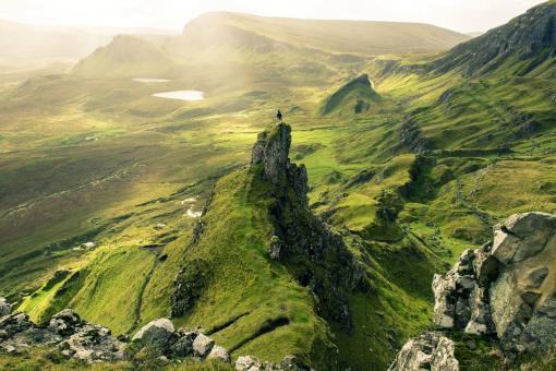 【歐洲最美風景區】英國蘇格蘭高地天空島三日游