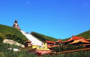 【延边图片】游览集渤海文化、佛教文化和清始祖文化于一体的敦化市《六鼎山》