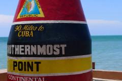 那年,我们跟着龙颖,环游美加(九) 美国大陆最南端:基韦斯特 Key West