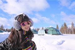 追逐女神欧若拉——芬兰梦幻之旅
