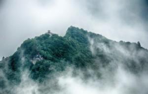【河南图片】山水画卷焦作地,动静八卦陈太极