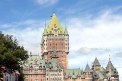 #城市游记#在我印象中的老城——魁北克